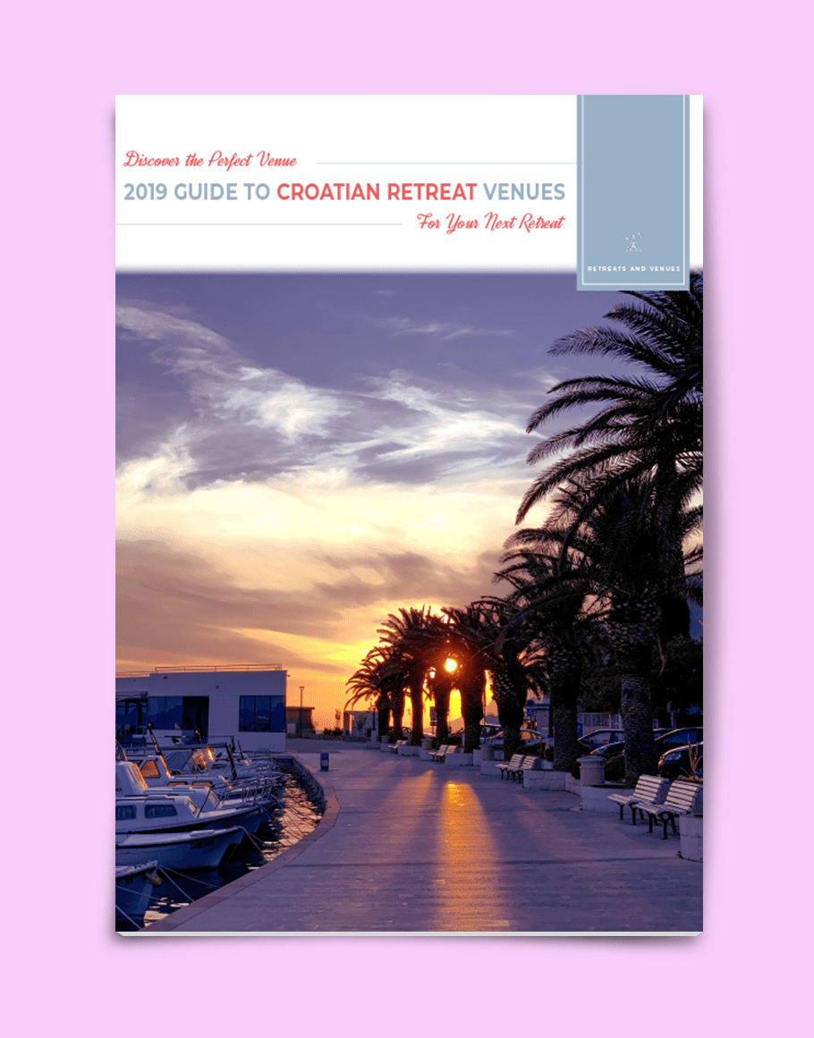 2019 guide to Croatian Retreat Venues