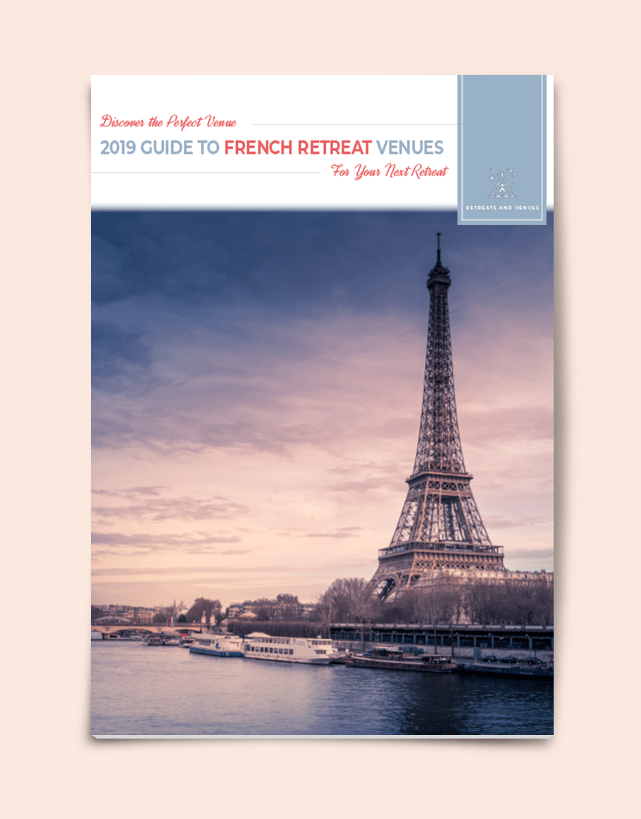 2019 guide to French Retreat Venues