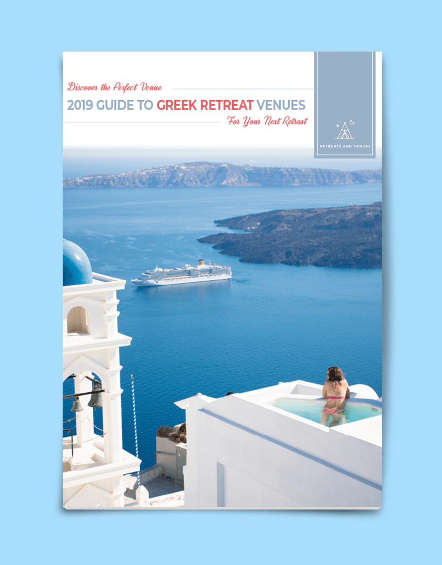 2019 guide to Greek Retreat Venues