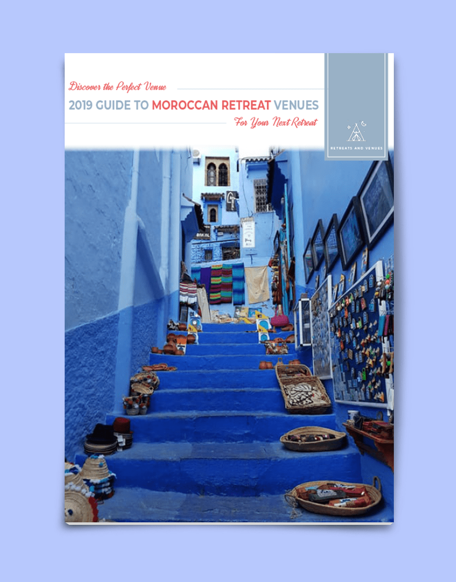 2019 guide to Moroccan Retreat Venues