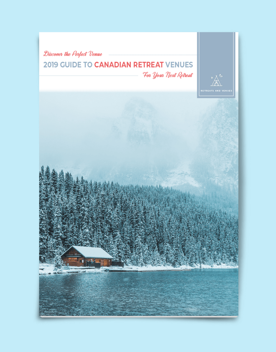 2019 guide to Canadian Retreat Venues
