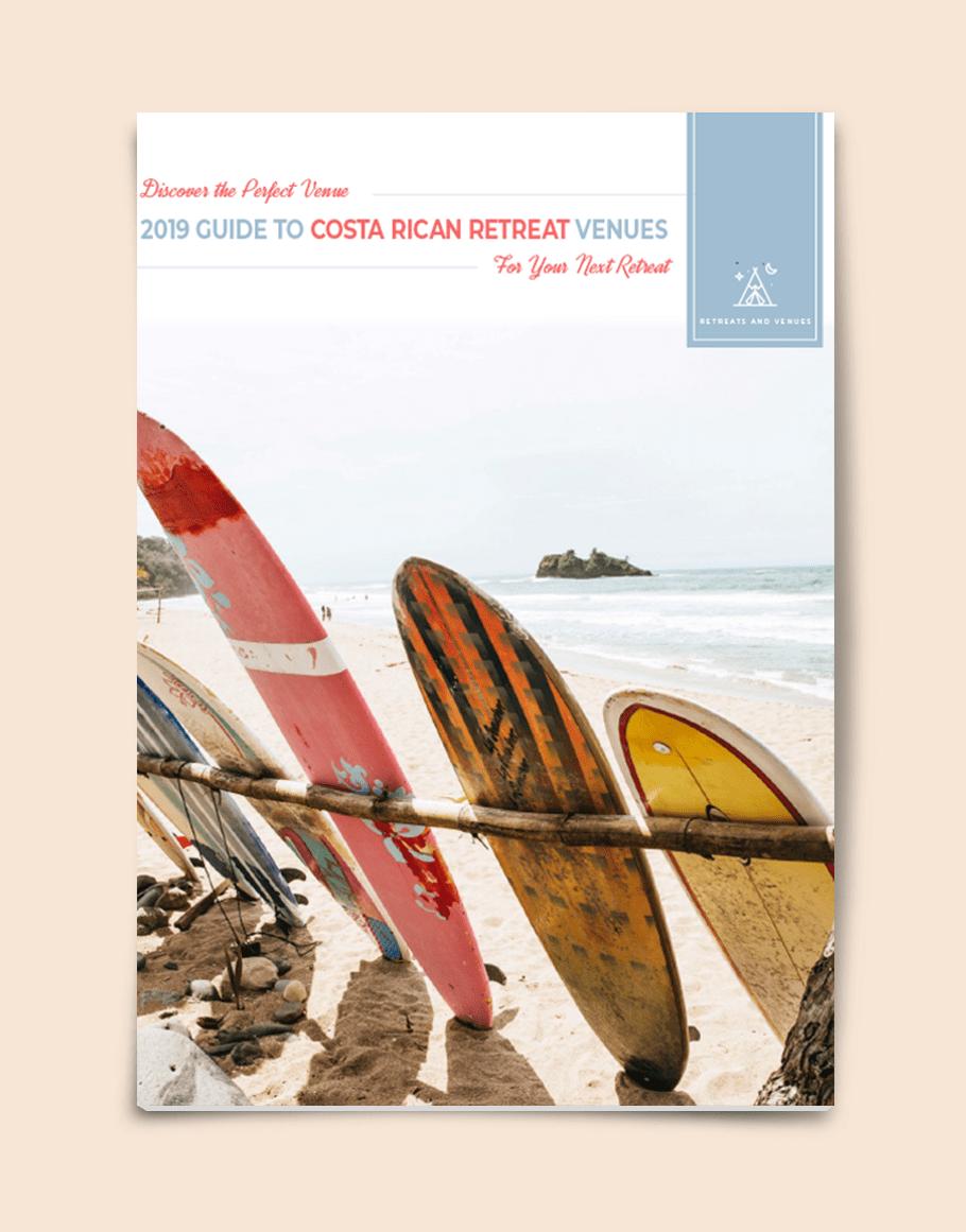 2019 guide to Costa Rican Retreat Venues