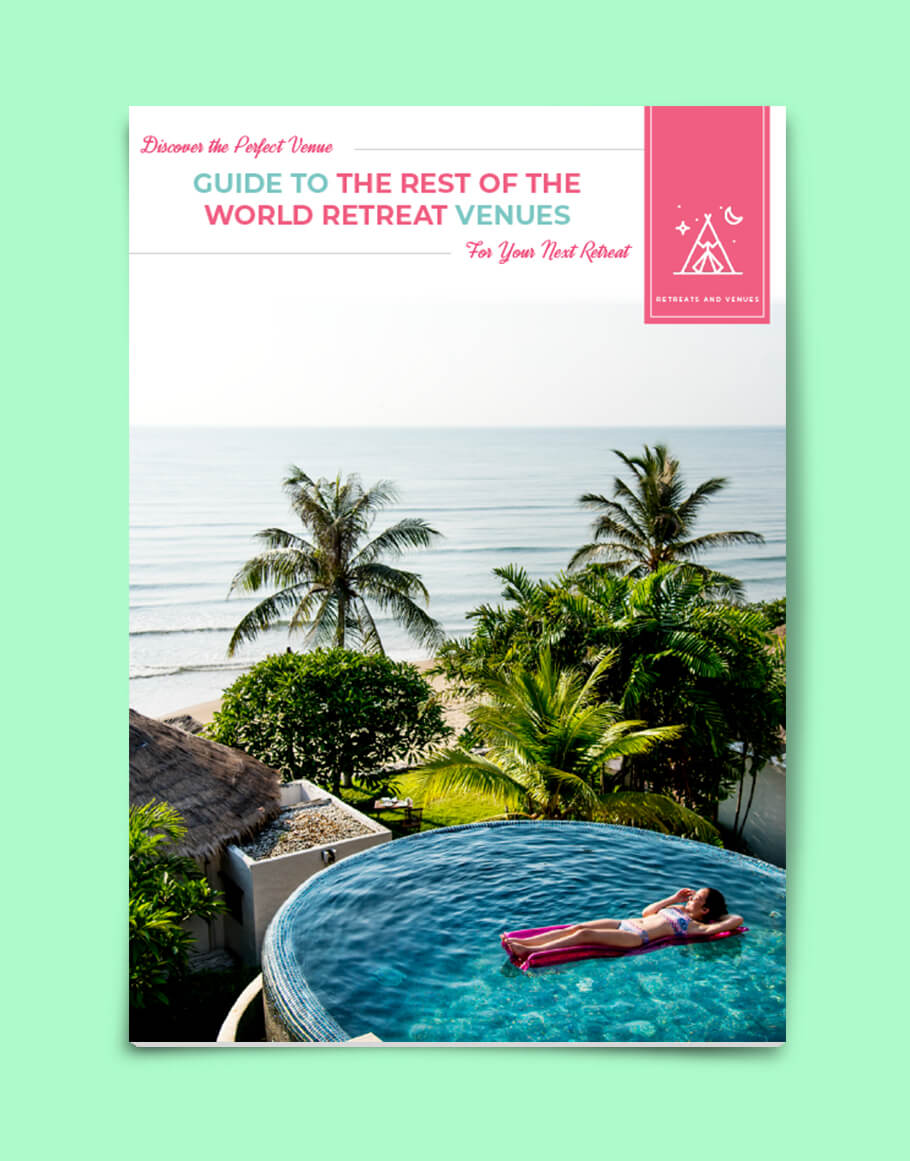 Guide to The Rest of the World Retreat Venues