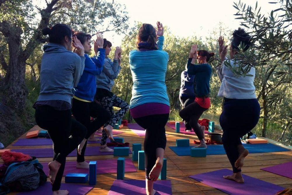 6 Day 'Bright Eyes' Family Yoga, Revitalize & Harmonize in